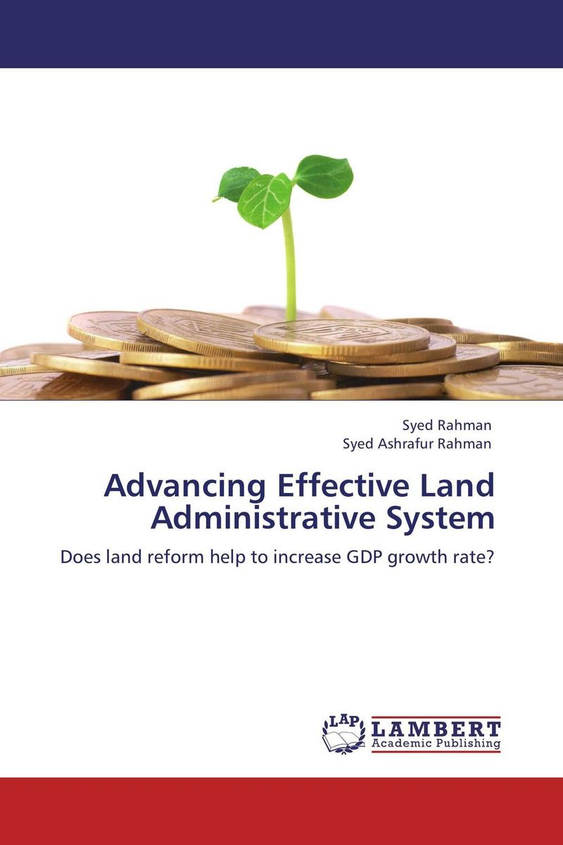 Advancing Effective Land Administrative System david land financial spread betting for dummies