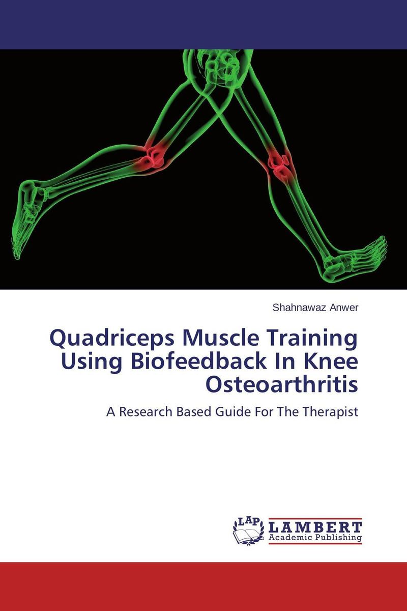 Quadriceps Muscle Training Using Biofeedback In Knee Osteoarthritis upper lower limbs physiotherapy rehabilitation exercise therapy bike for serious hemiplegia apoplexy stroke patient lying in bed