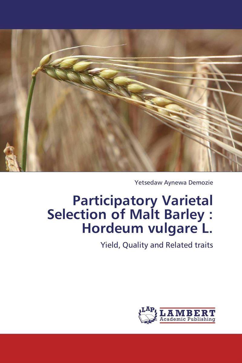 Participatory Varietal Selection of Malt Barley : Hordeum vulgare L. spot blotch of barley