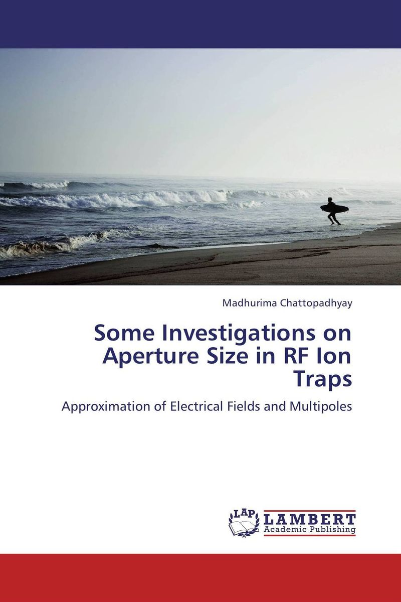 Some Investigations on Aperture Size in RF Ion Traps