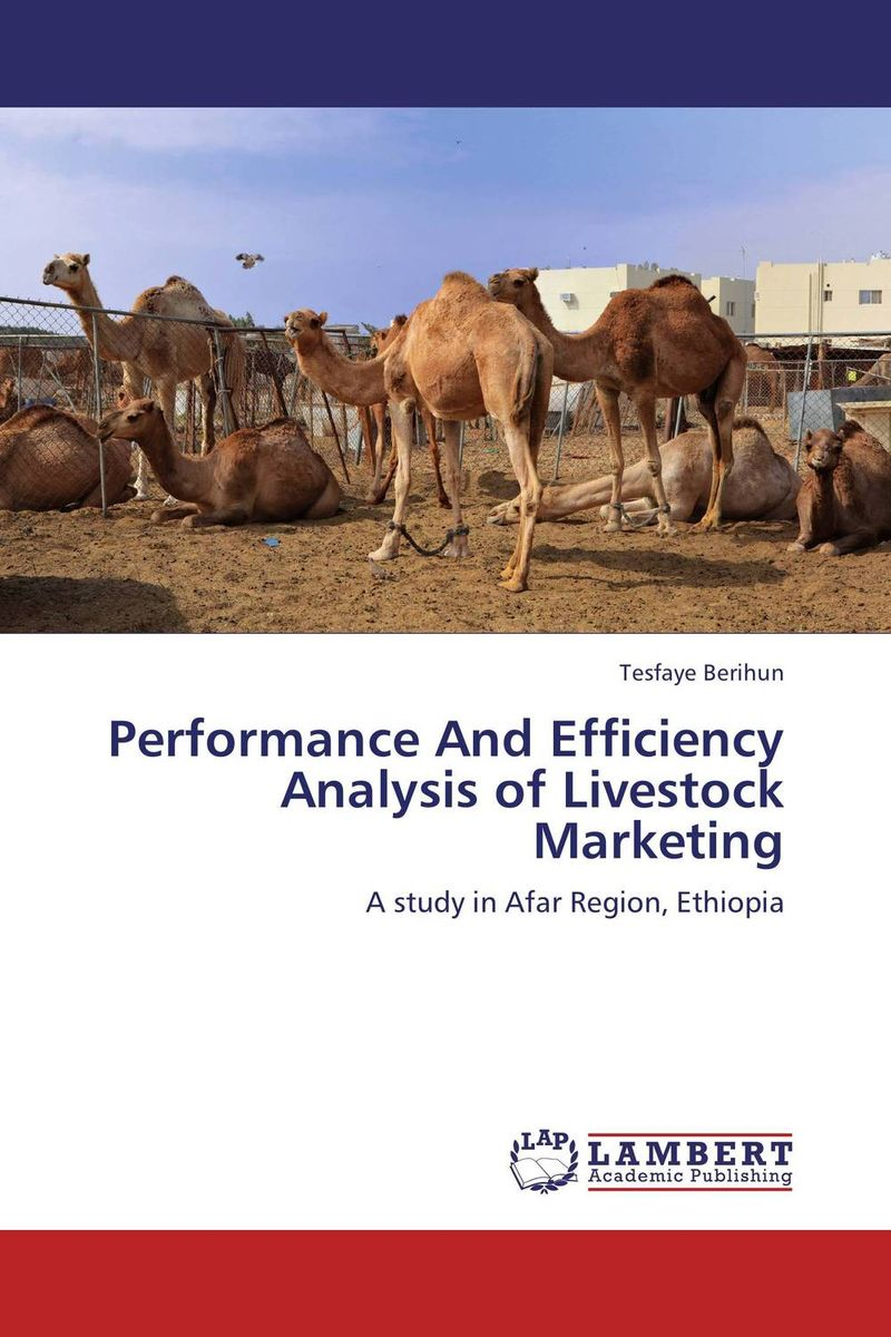 Performance And Efficiency Analysis of Livestock Marketing charles chase w bricks matter the role of supply chains in building market driven differentiation