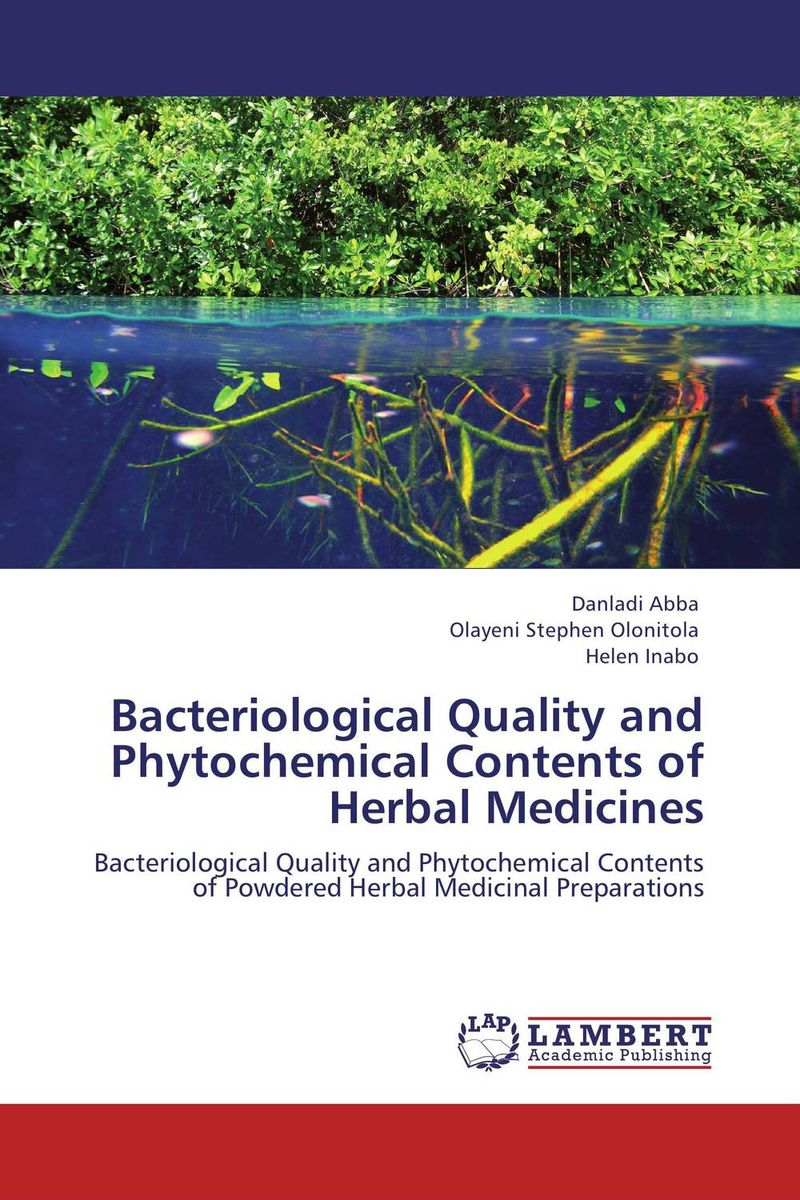 Bacteriological Quality and Phytochemical Contents of Herbal Medicines phytochemical investigation of the flavonoids