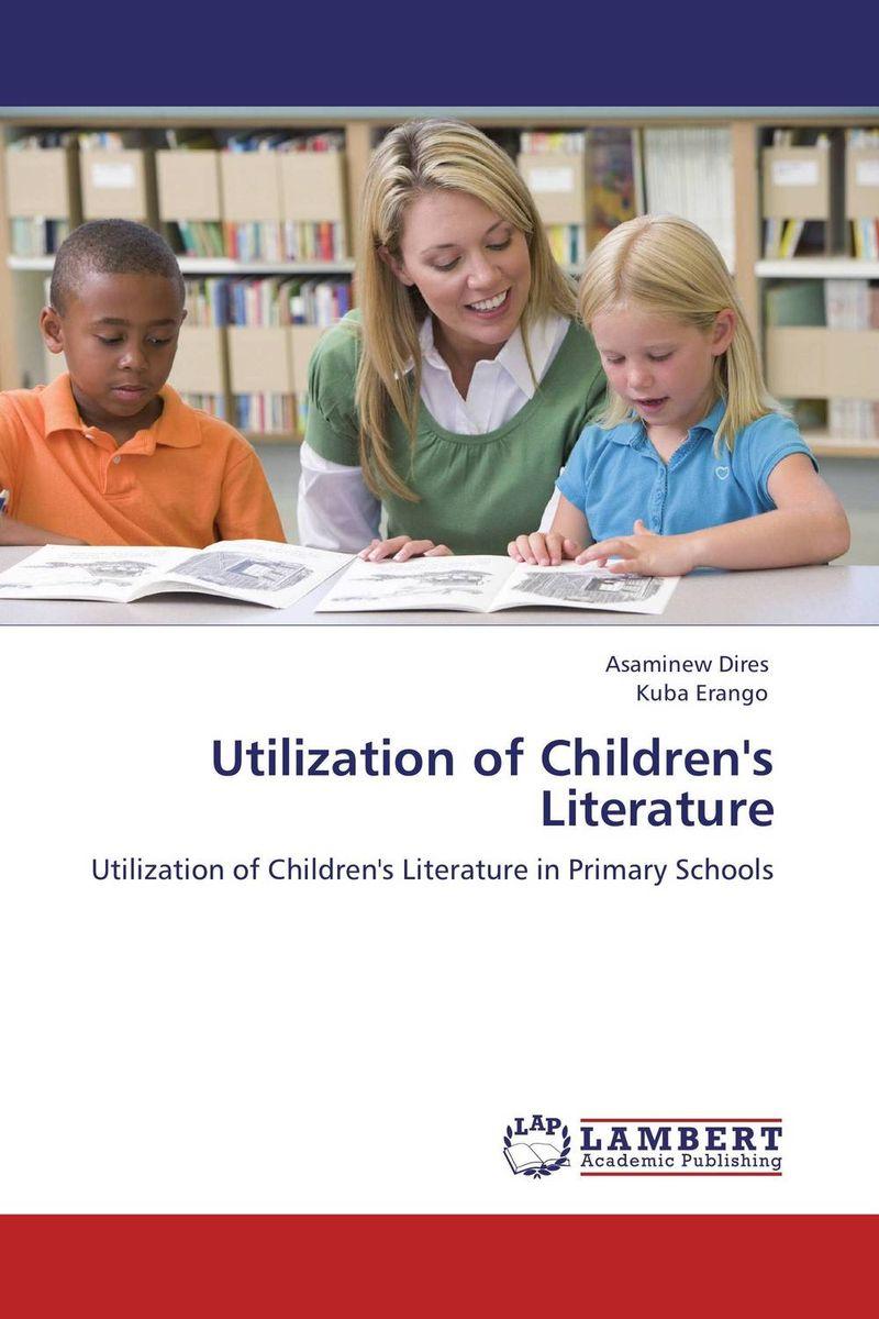 Utilization of Children's Literature children's literature in rwanda