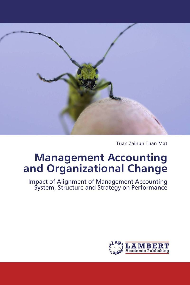 Management Accounting and Organizational Change наземный высокий светильник maytoni fifth avenue s710 120 61 b