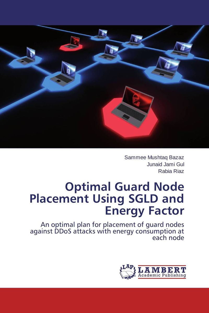 Optimal Guard Node Placement Using SGLD and Energy Factor the white guard