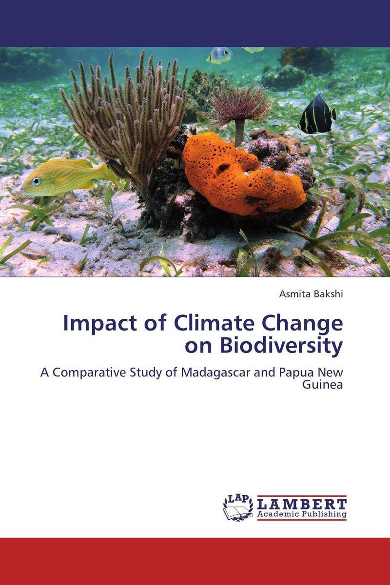 Impact of Climate Change on Biodiversity biodiversity of chapredi reserve forest