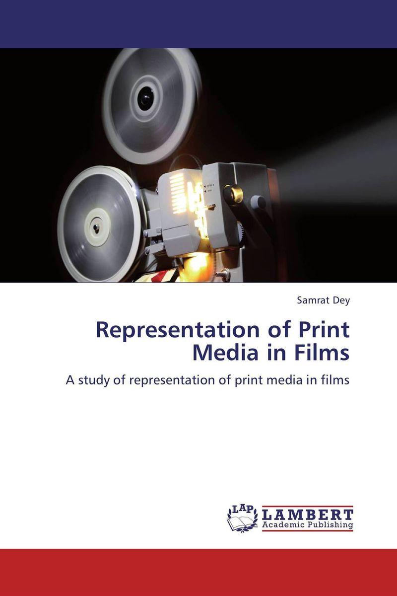 Representation of Print Media in Films