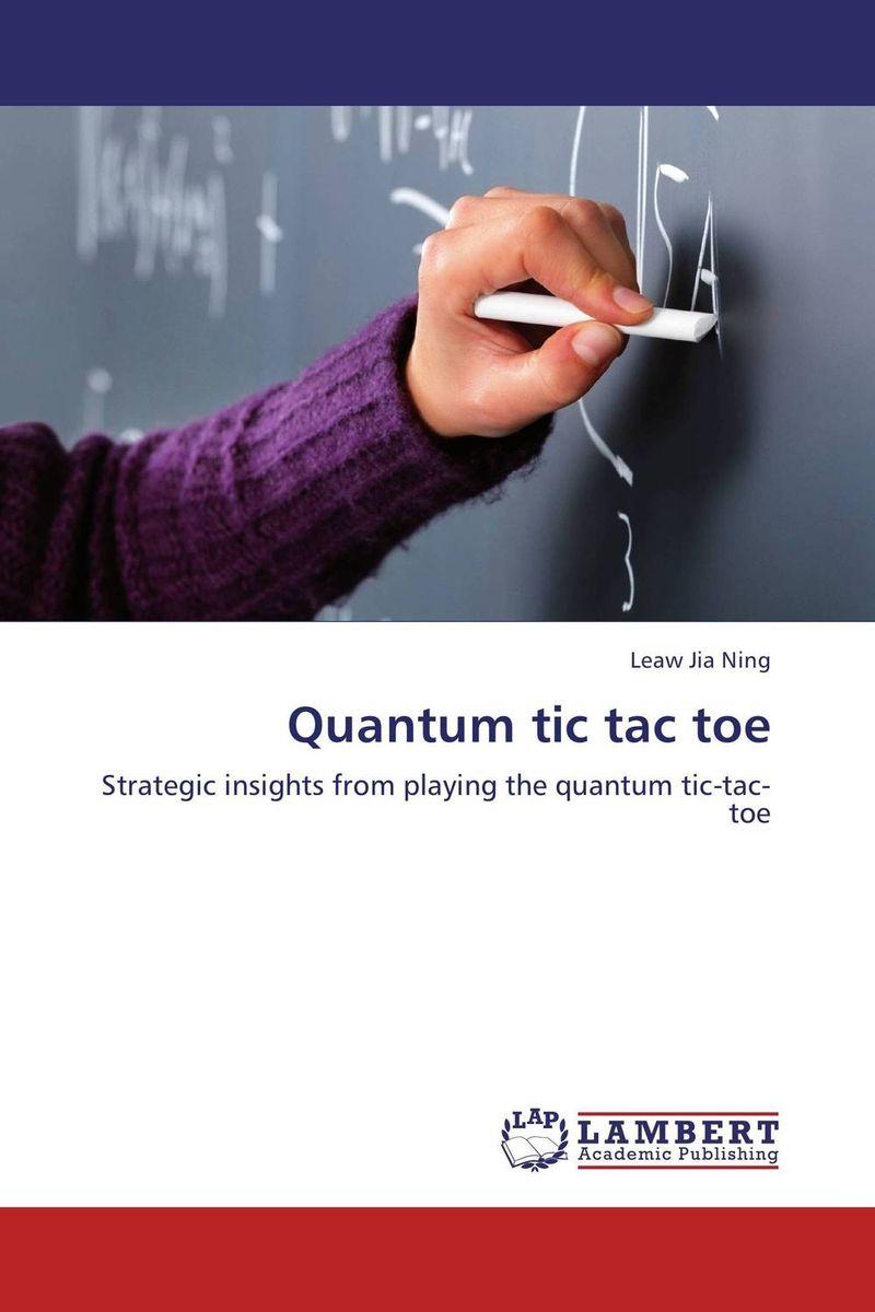 Quantum tic tac toe enchanters end game
