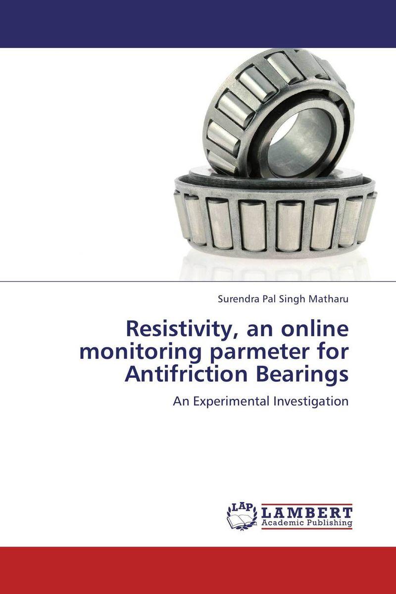 Resistivity, an online monitoring parmeter for Antifriction Bearings benetech digital film coating thickness gauge 0 1800um 0 01mm resolutiongm210 digital paint film iron base thickness gauge meter