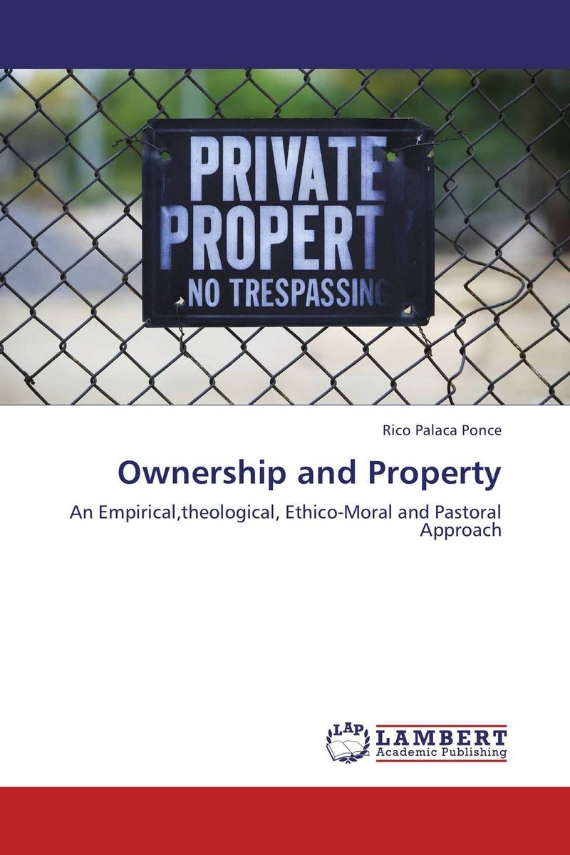 Ownership and Property the concept of collective ownership in ship
