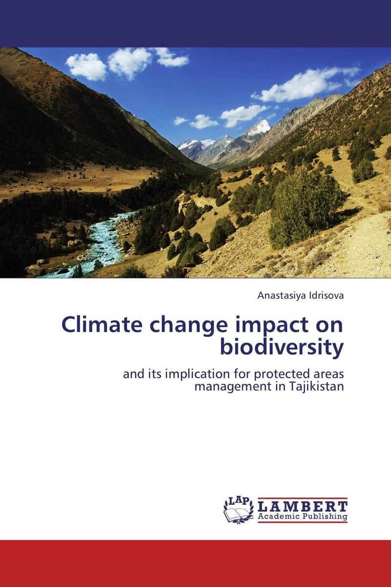 Climate change impact on biodiversity biodiversity of chapredi reserve forest