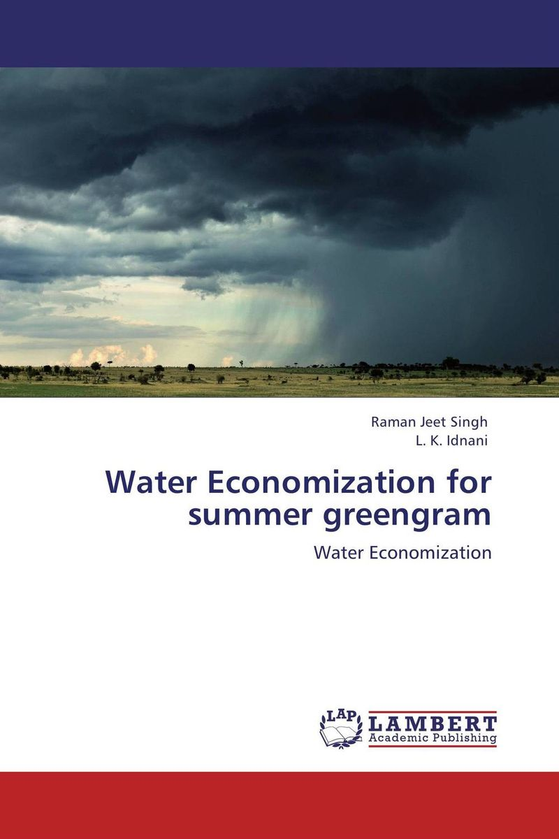 Water Economization for summer greengram evaluation of stage wise deficit furrow irrigation