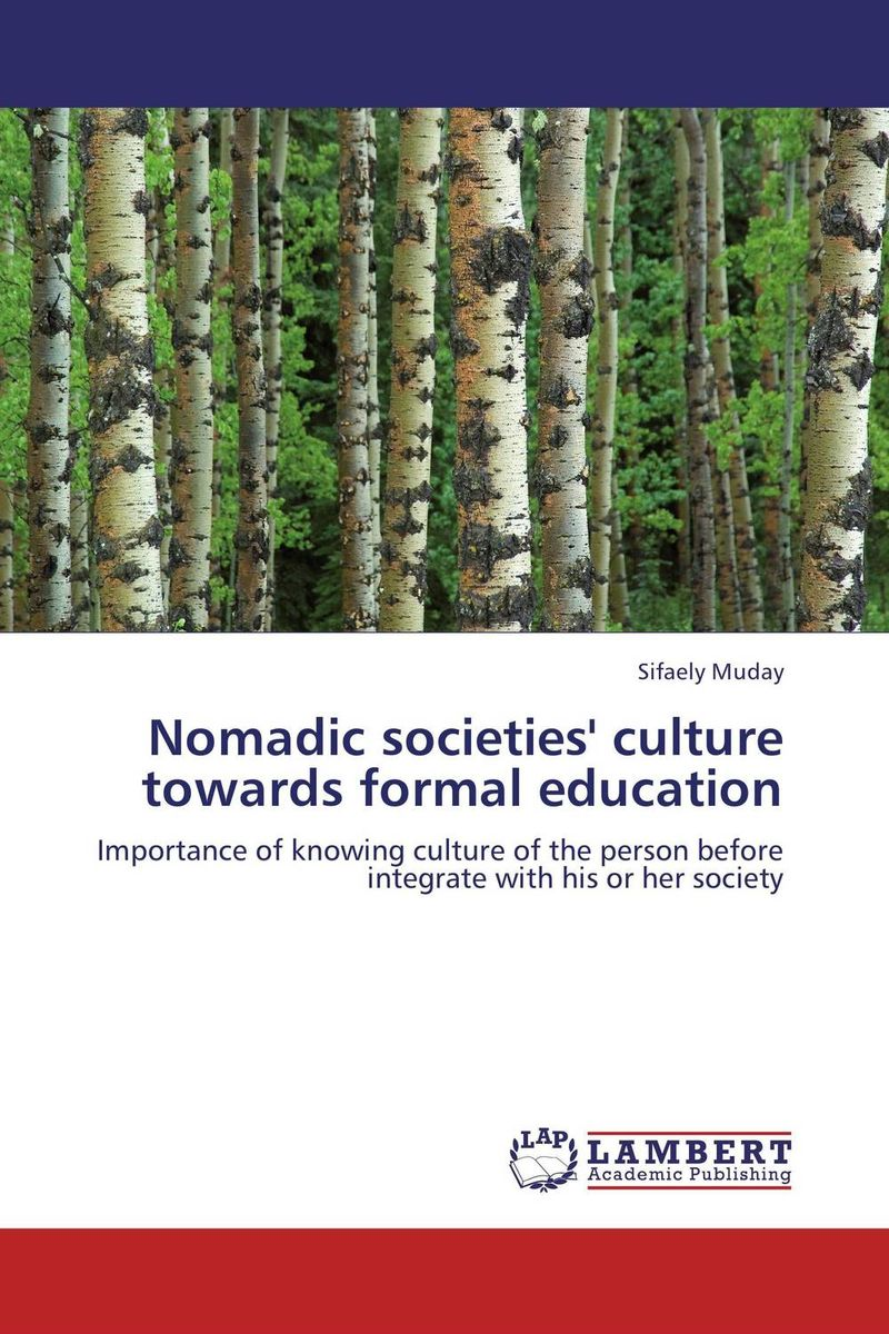 Nomadic societies' culture towards formal education nomadic state of mind® вьетнамки