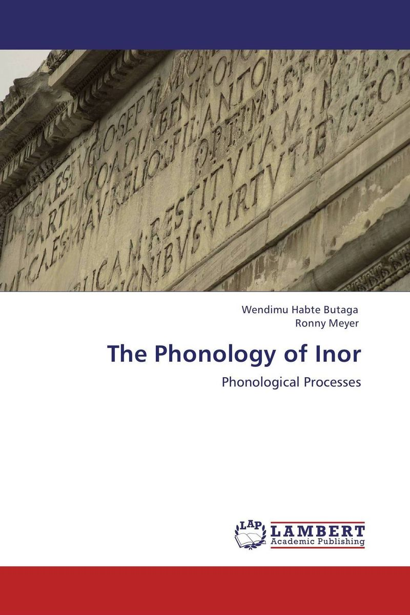 The Phonology of Inor identification processes of articulation and phonemic disorders