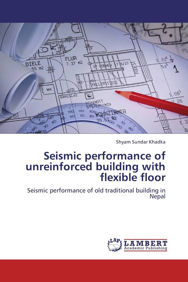 Seismic performance of unreinforced building with flexible floor купить