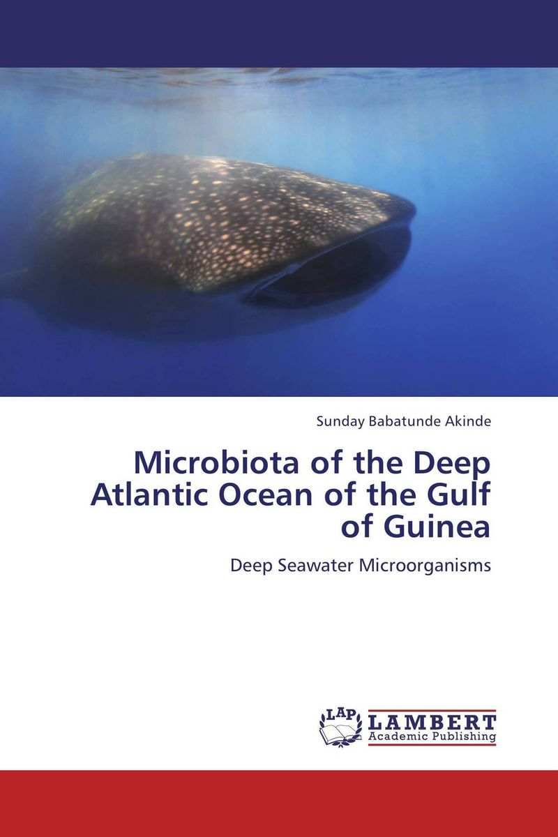 Microbiota of the Deep Atlantic Ocean of the Gulf of Guinea