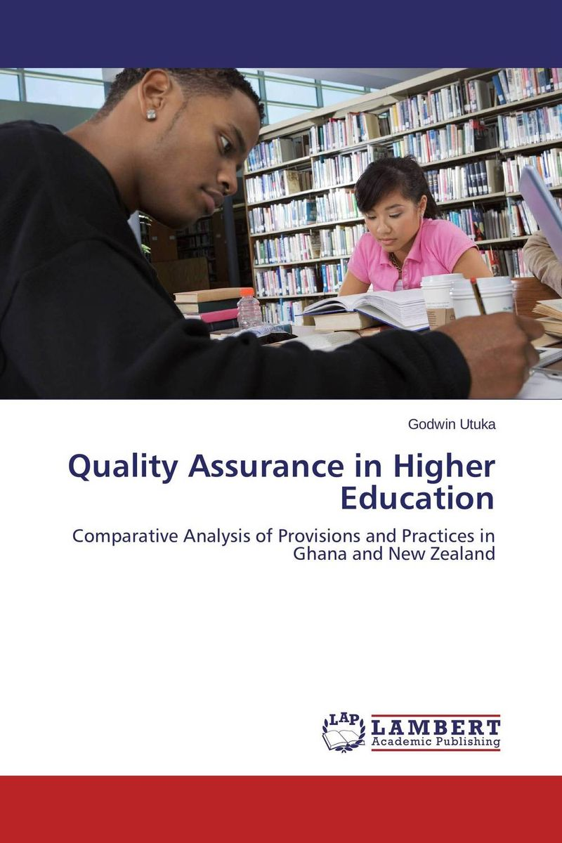 Quality Assurance in Higher Education quality assurance in textbook development