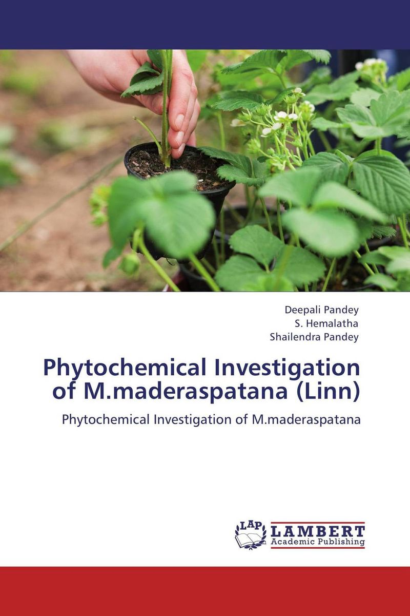 Phytochemical Investigation of M.maderaspatana (Linn) md rabiul islam s m ibrahim sumon and farhana lipi phytochemical evaluation of leaves of cymbopogan citratus