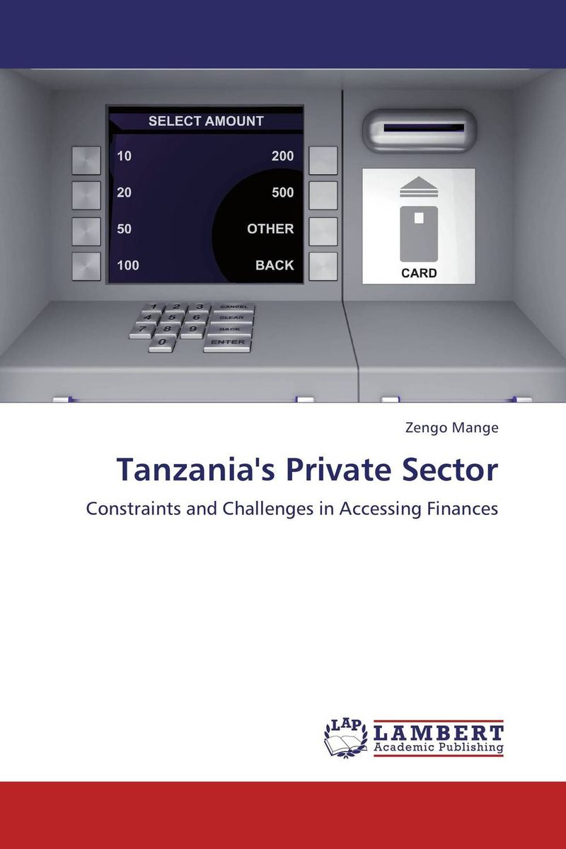 Tanzania's Private Sector private sector provision of primary healthcare in ghana