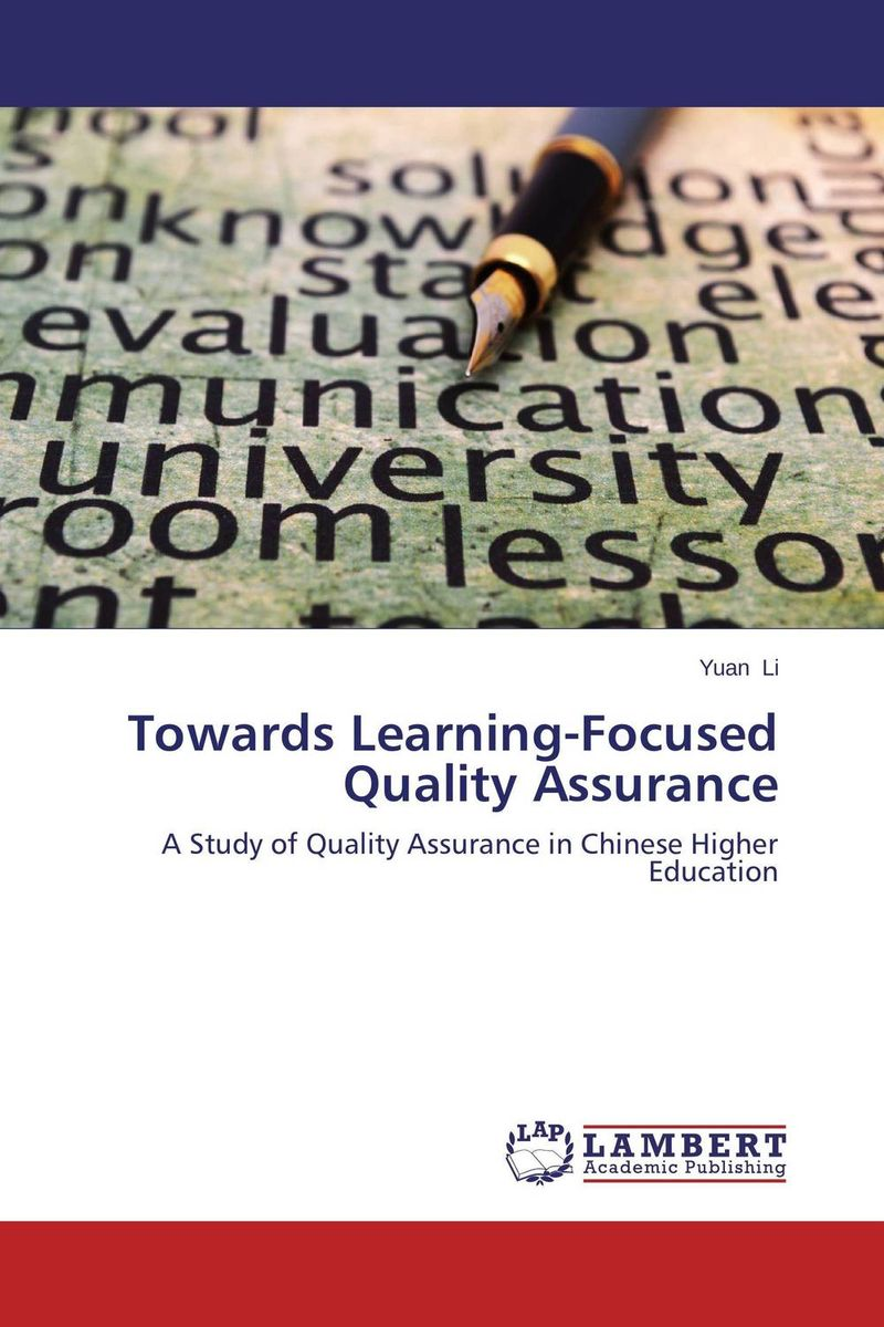 Towards Learning-Focused Quality Assurance quality assurance in textbook development