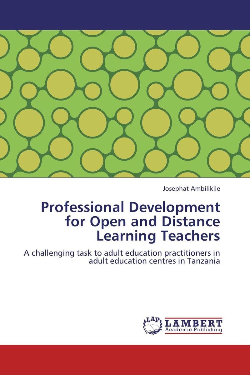 Professional Development for Open and Distance Learning Teachers буддийский сувенир sheng good research and development ssyf a19 10