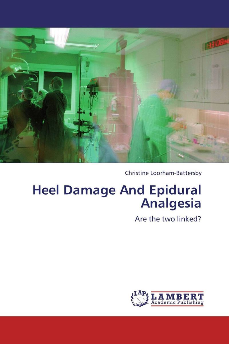 Heel Damage And Epidural Analgesia analgesia in patients with hip fracture