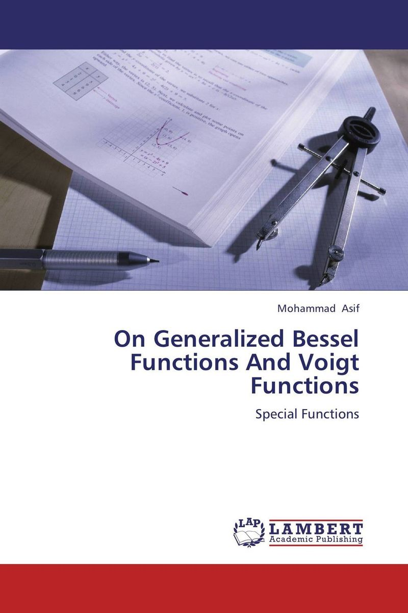 On Generalized Bessel Functions And Voigt Functions on generalized bessel functions and voigt functions