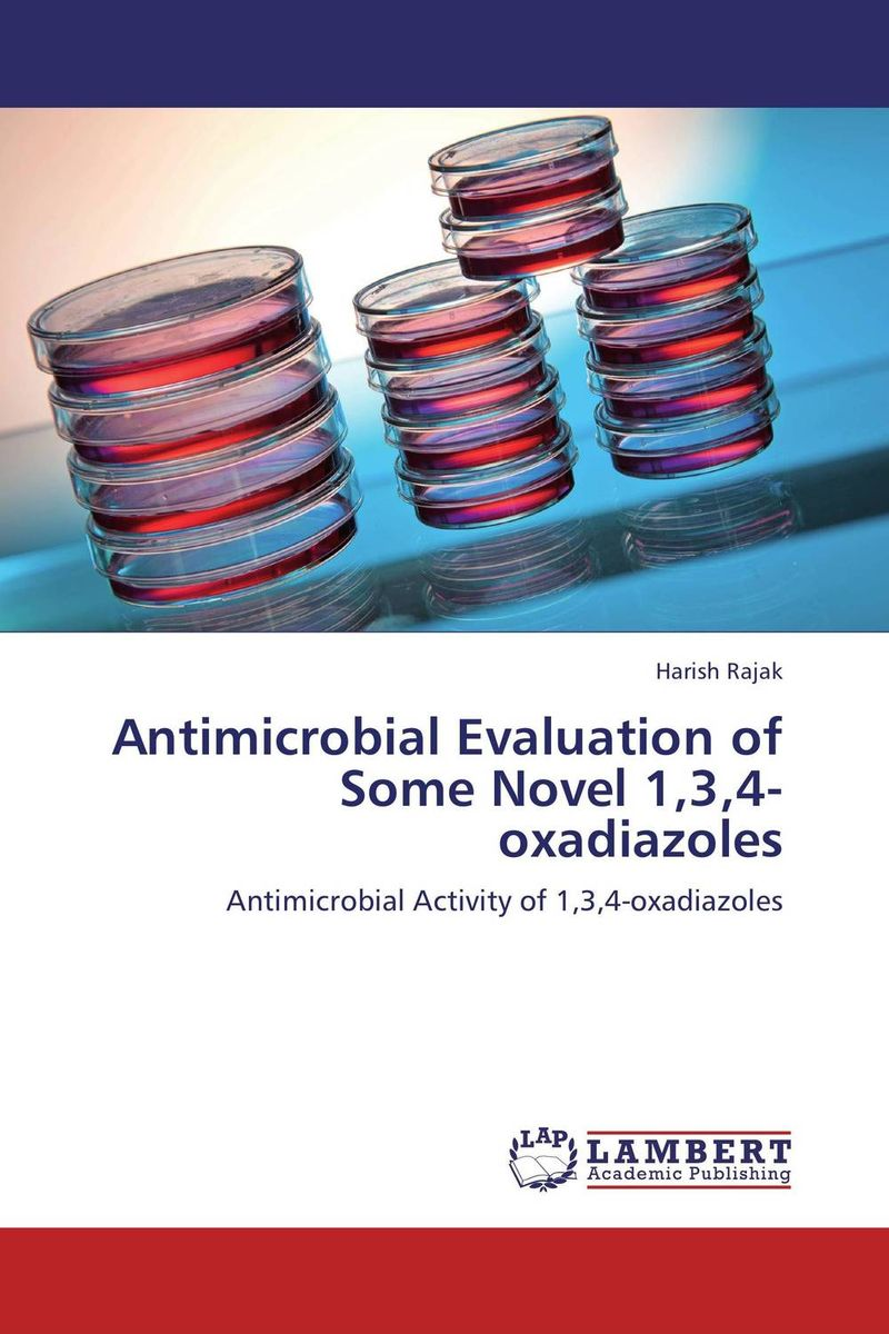 Antimicrobial Evaluation of Some Novel 1,3,4-oxadiazoles manish solanki synthesis and antimicrobial actvity of 1 4 dihydropyridines