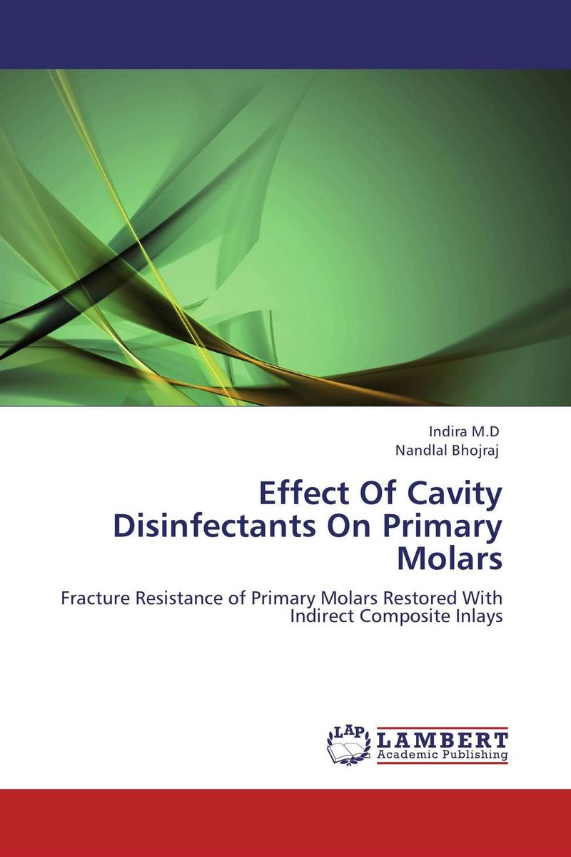 Effect Of Cavity Disinfectants On Primary Molars effect on composite polymerisation by light curing units invitro study