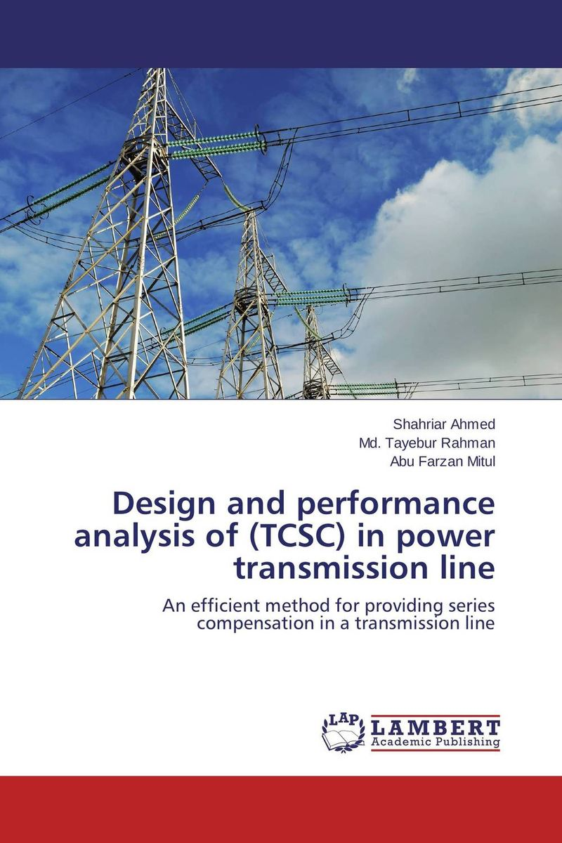 Design and performance analysis of (TCSC) in power transmission line stem bromelain in silico analysis for stability and modification