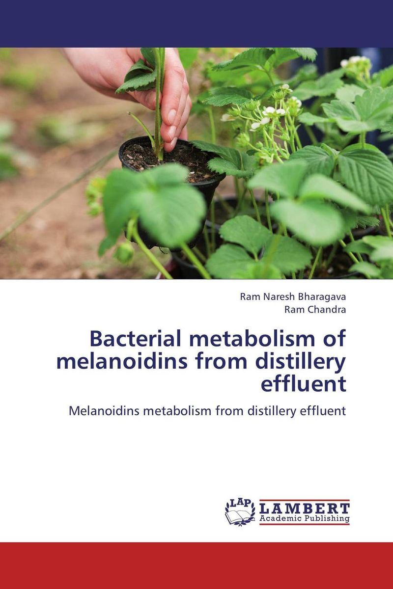 Bacterial metabolism of melanoidins from distillery effluent tapan kumar dutta and parimal roychoudhury diagnosis and characterization of bacterial pathogens in animal