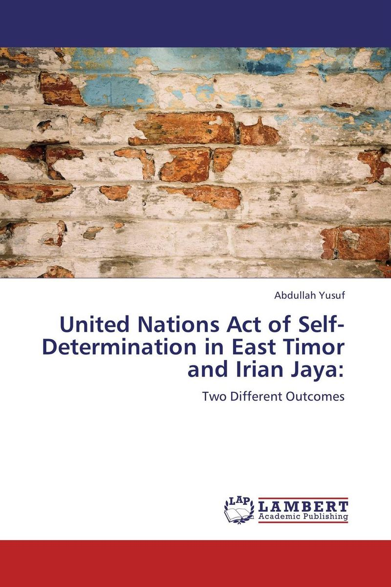 United Nations Act of Self-Determination in East Timor and Irian Jaya: ocma dfcp 4 drilling fluid materials bentonite