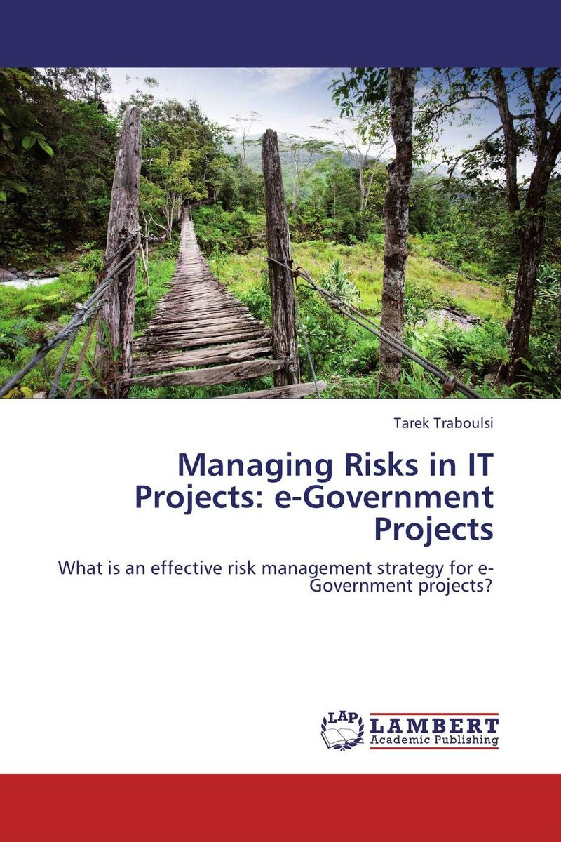 Managing Risks in IT Projects: e-Government Projects брюки домашние лори лори lo037ewxpu56