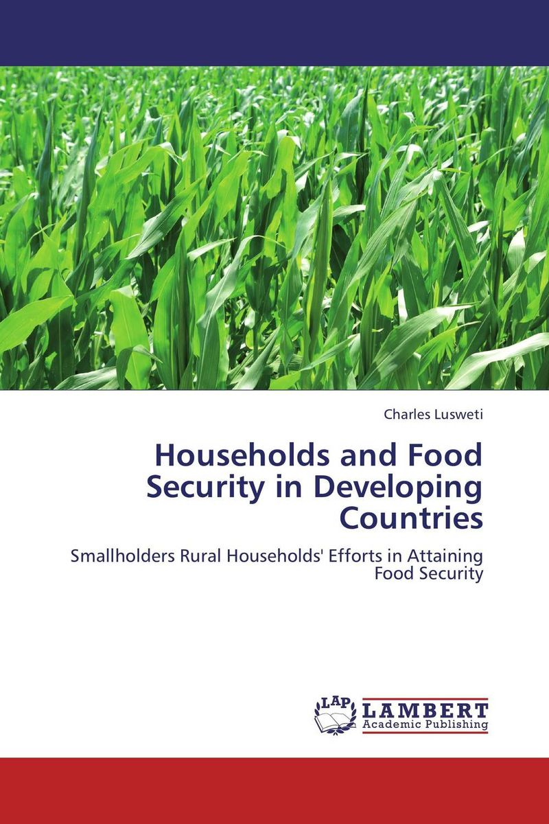 Households and Food Security in Developing Countries simon manda smallholder farmers food security consequences of global land grabs