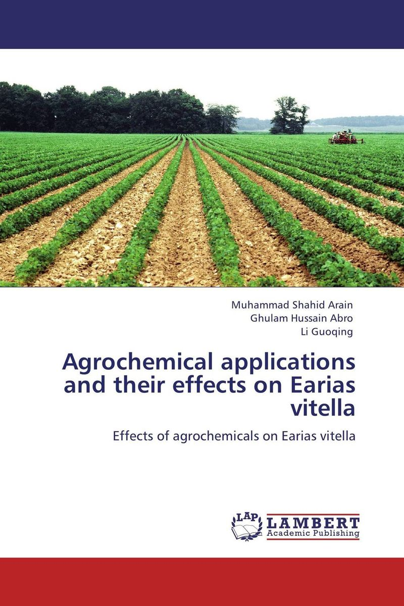 Agrochemical applications and their effects on Earias vitella assessing the toxic effects of sodium metabisulphite