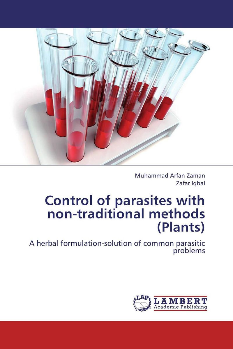 Control of parasites with non-traditional methods (Plants) belousov a security features of banknotes and other documents methods of authentication manual денежные билеты бланки ценных бумаг и документов