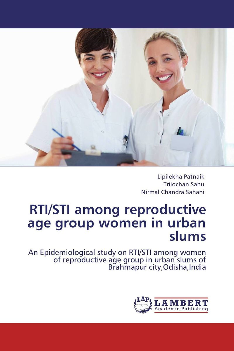 RTI/STI among reproductive age group women  in urban slums rti ecb 5