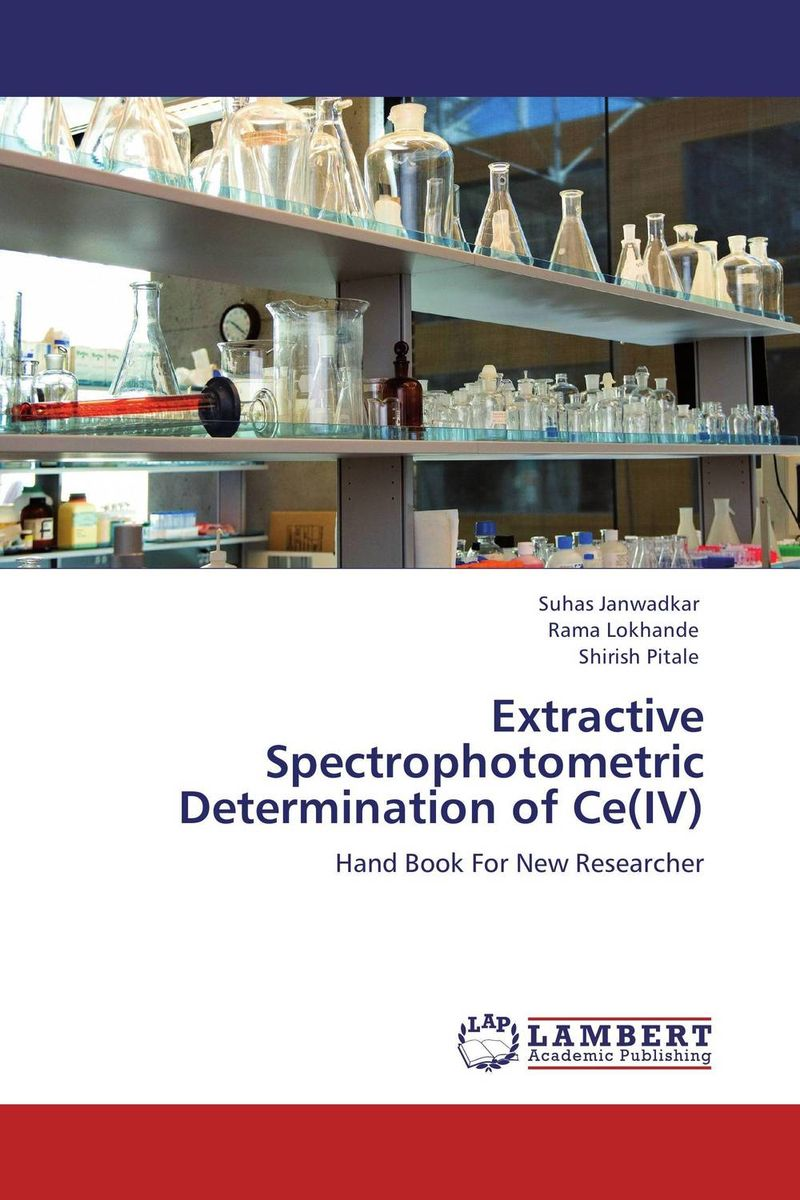 Extractive Spectrophotometric Determination of Ce(IV) a novel separation technique using hydrotropes