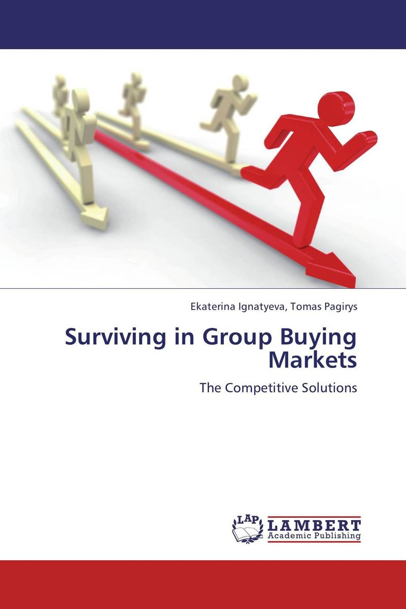 Surviving in Group Buying Markets merchandise buying and management