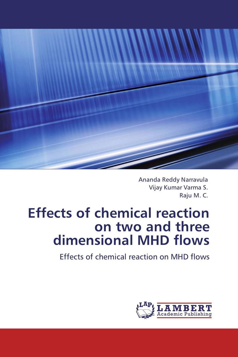 Effects of chemical reaction on two and three dimensional MHD flows jaspal singh and ravinder pal singh effects of aging temperature and time on synthesis of hydroxyapatite