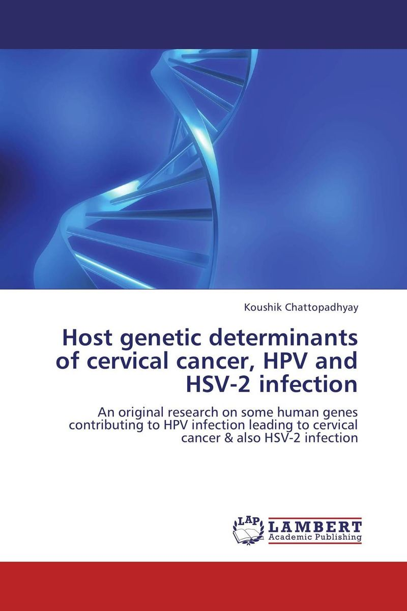 Host genetic determinants of cervical cancer, HPV and HSV-2 infection late stage diagnosis of cervical cancer