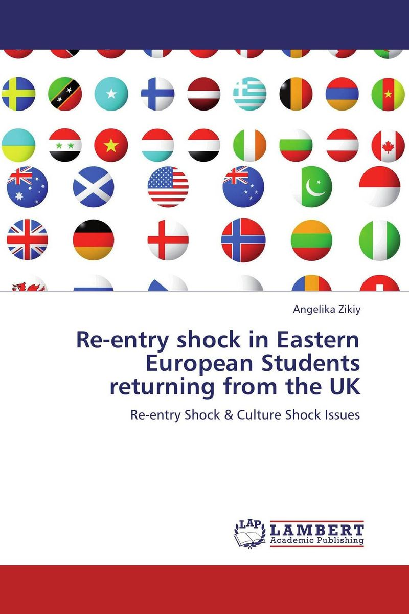 все цены на Re-entry shock in Eastern European Students returning from the UK