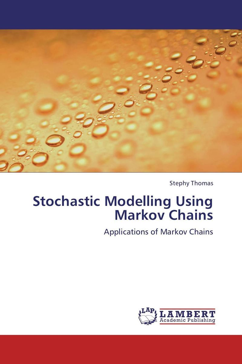 Stochastic Modelling Using Markov Chains linear regression models with heteroscedastic errors