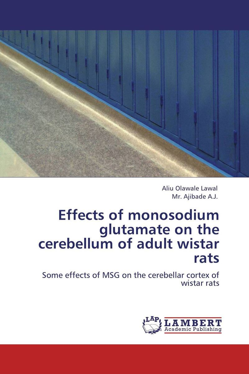 Effects of monosodium glutamate on the cerebellum of adult wistar rats treatment effects on microtensile bond strength of repaired composite