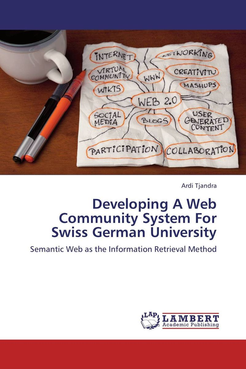 Developing A Web Community System For Swiss German University relation extraction from web texts with linguistic and web features