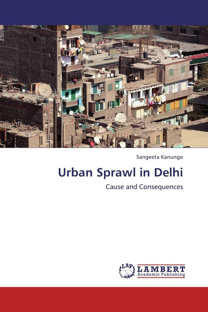 Urban Sprawl in Delhi abandoned villages