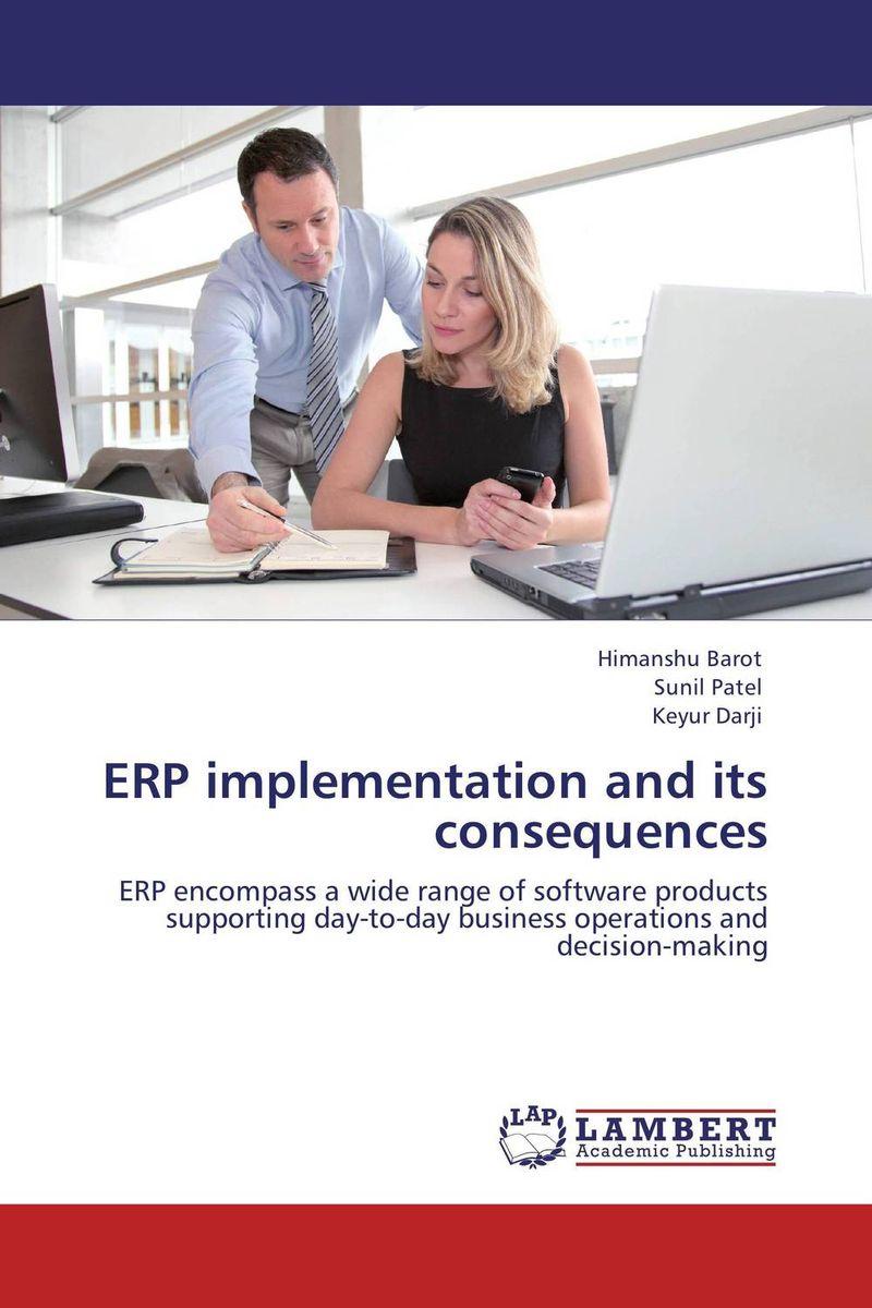 ERP implementation a...