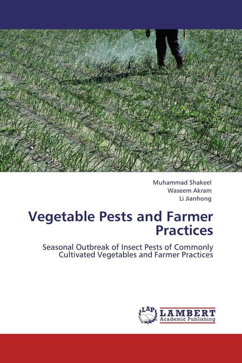 Vegetable Pests and Farmer Practices these days are ours