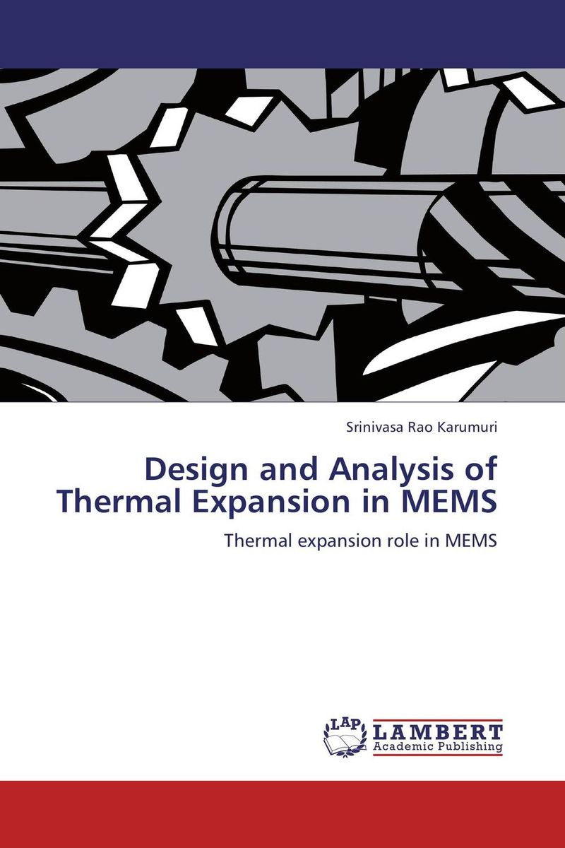 Design and Analysis of Thermal Expansion in MEMS minhang bao analysis and design principles of mems devices