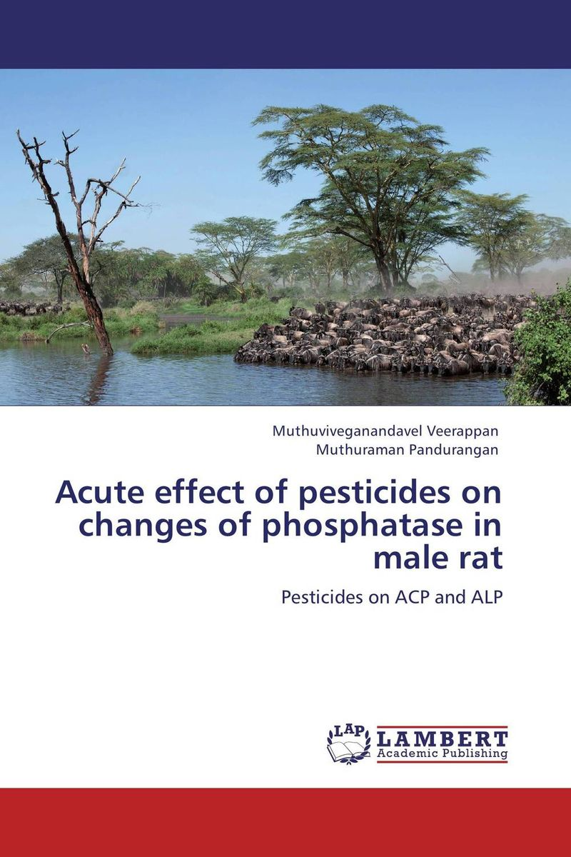 Acute effect of pesticides on changes of phosphatase in male rat me and my place in space